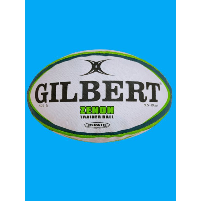 NEW ARRIVAL Gilbert Rugby Ball Zenon Size 3  !!  !!