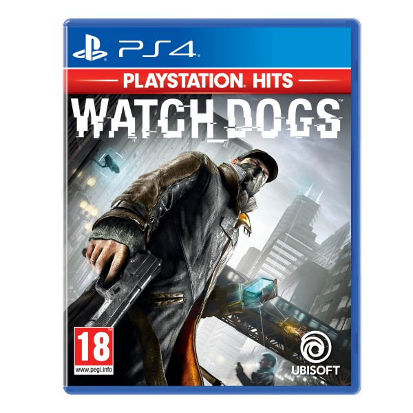 Watch Dogs Playstation Hits (ENG/R2) - PlayStation 4