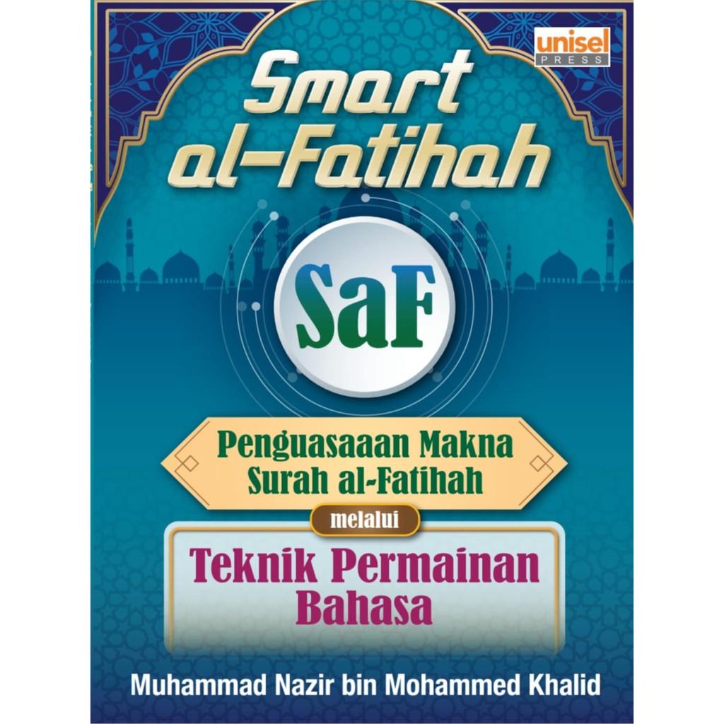 Smart Al Fatihah Penguasaan Makna Surah Al Fatihah Shopee Malaysia