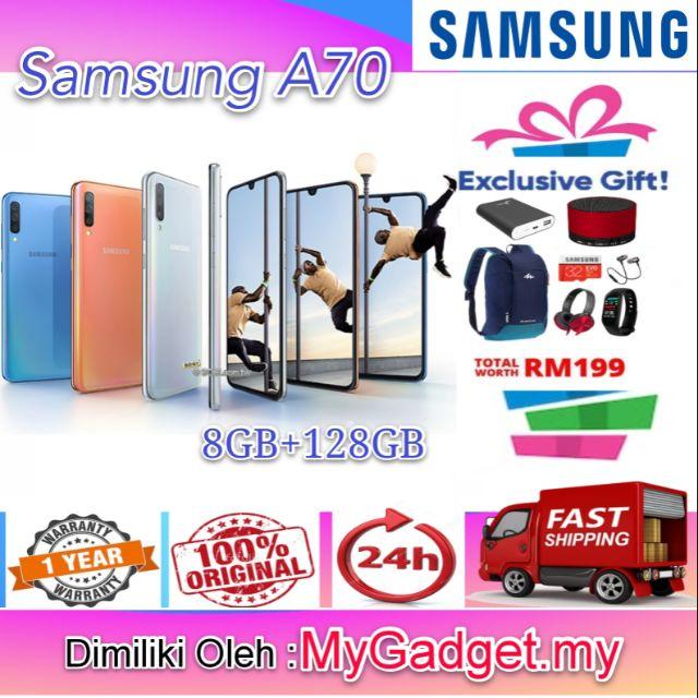 Samsung A70 2019[8GB+128GB]