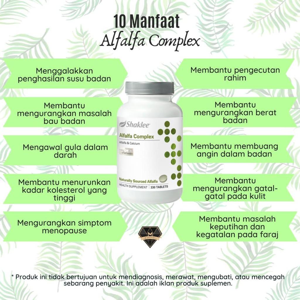 Complex alfalfa (lucerna) – Detoxifiere si Vitaminizare