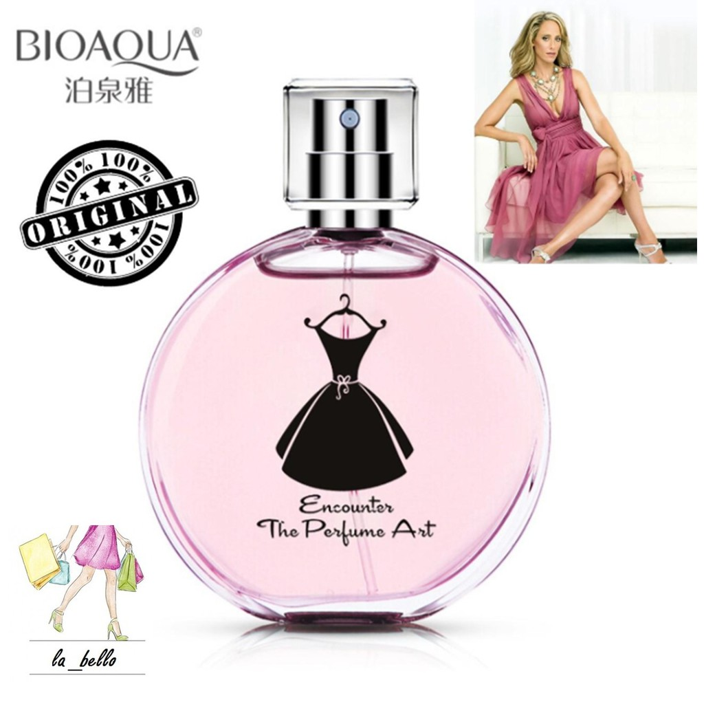 [READY STOCK] BIOAQUA Encounter the Perfume Art Natural Scent Woman Fragrance
