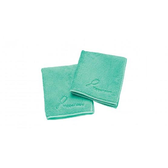 TUPPERWARE MIcrofiber Dust Towel (2)