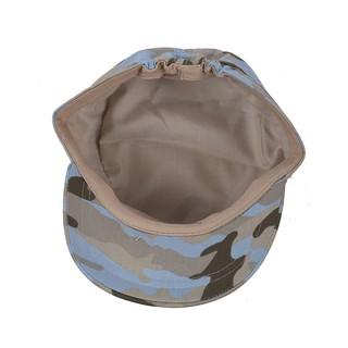 cfe7d270b6b9b Kids Army Cadet Hat Flat Camouflage Baseball Peak Cap Children Girl Boy,  Light Blue | Shopee Malaysia
