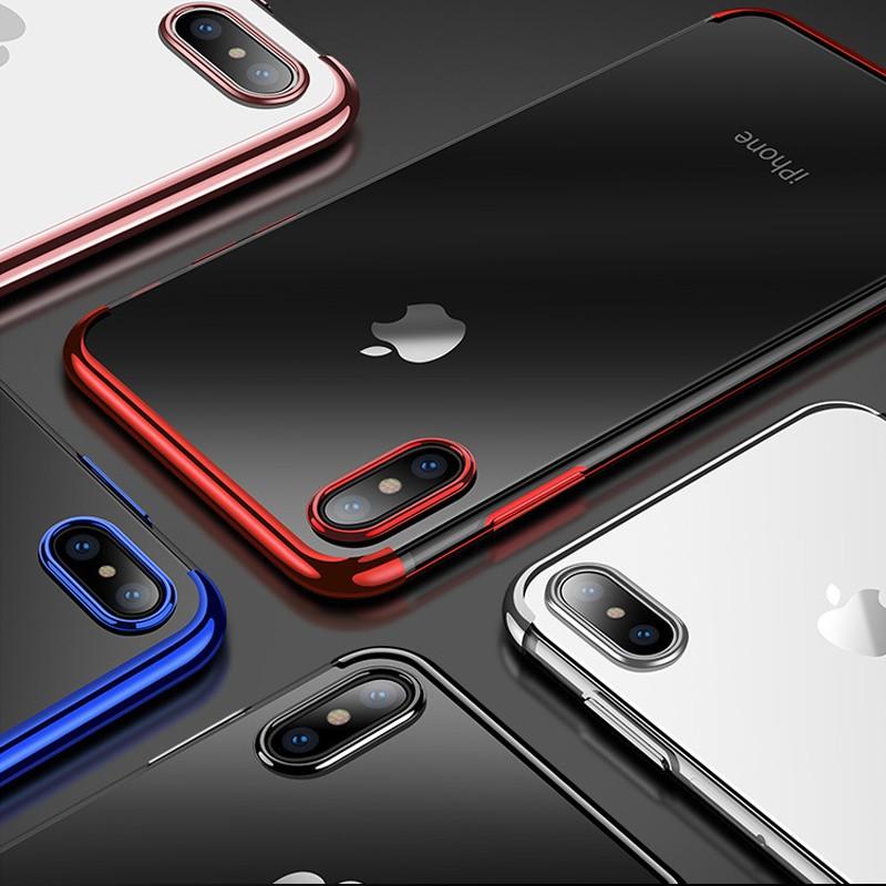 soft case iphone6 เคส iphone7/8 เคสไอโฟน iphone7/8plus เคส tpu iphone6plus เคสซิลิโคน iphoneX/Xs Xr Xsmax