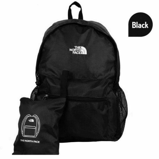 2c8c25235 [READYSTOCK]Backpack The north face foldable bagpack
