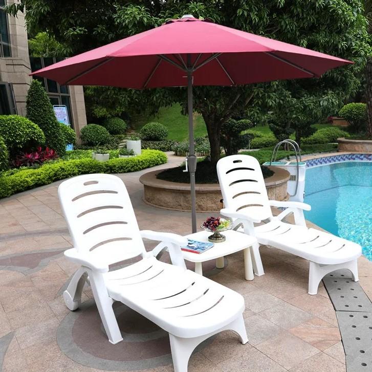 Free Outdoor Furniture Simple, Pool Deck Furniture
