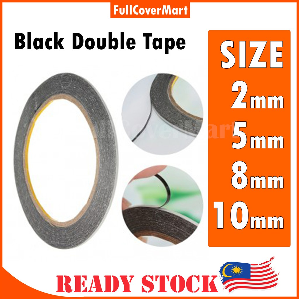 Clear Double Sided Self Adhesive Tape High Temperature for Cellphone LCD Display