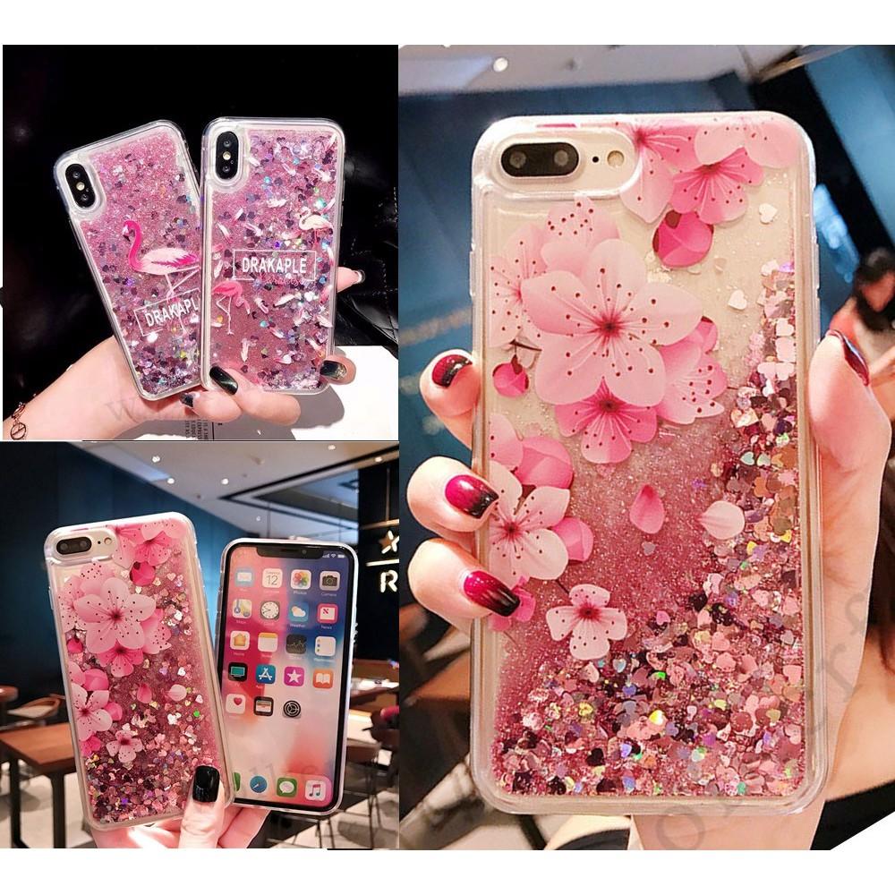 Fr Xiaomi Redmi Note 3 4 4X 5 5A Pro Cases Liquid Glitter Soft TPU Phone Covers   Shopee Malaysia