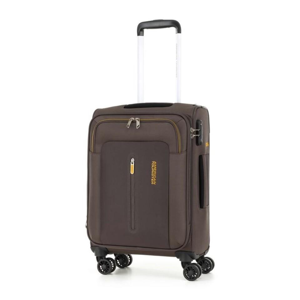 American Tourister  LIMO  SPINNER 55/20 EXP TSA EC-CHESTNUT