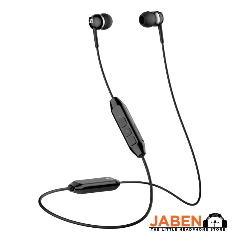 Sennheiser CX 150BT Lightweight Type-C Charging 10 Hours Battery Life Bluetiith 5.0 In-Ear Earphones [Jaben]