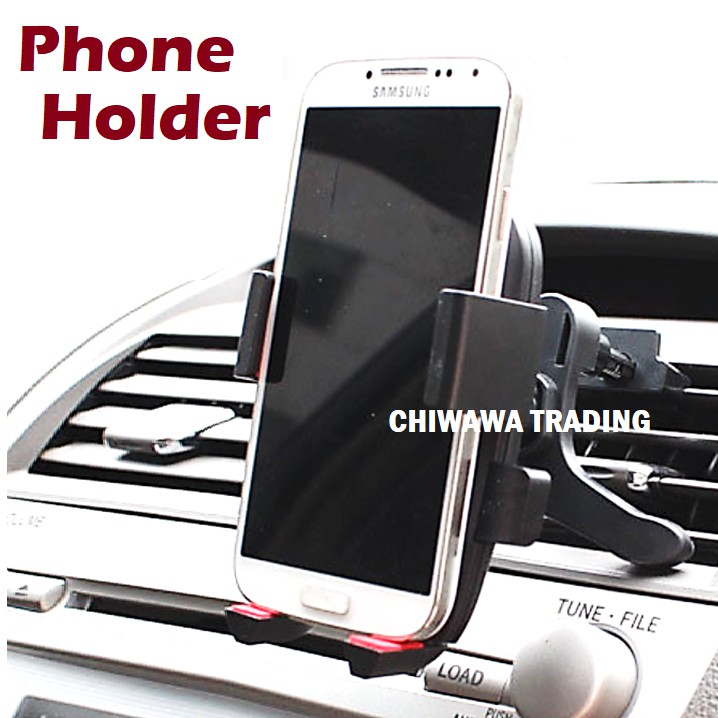 360 Rotating Anti-Slip Car Mobile Phone Mount Holder Stand Air Vent Hold GPS