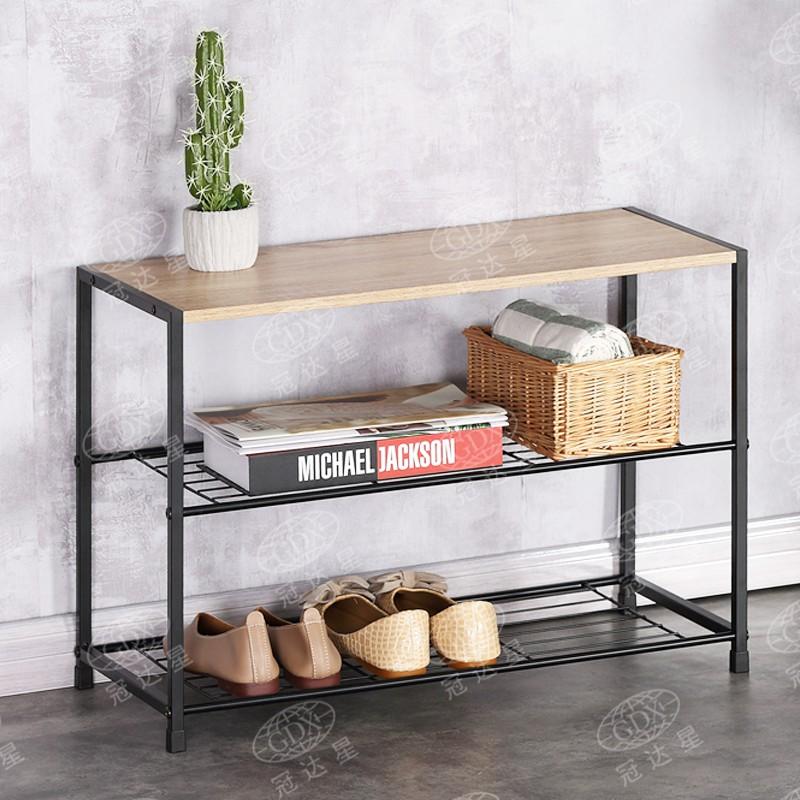 Furniture Direct FELIX Multi Purpose Storage Rack/ Shoe Rack / Rak Kasut / Rak Kasut Besi