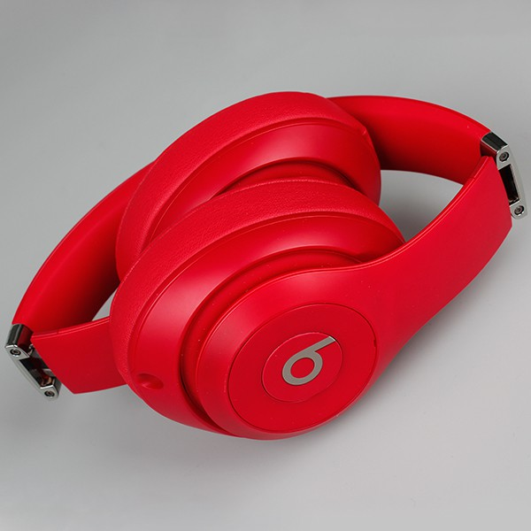 Original Beats Studio 3 By Dr Dre Wireless Over Ear Headphones Red Bluetooth Stereo Phone Music Gaming Headset Shopee Malaysia