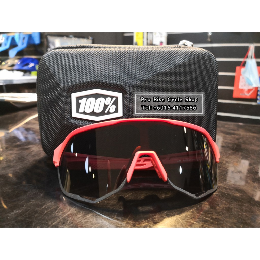 Ride 100 Percent - S2 - Soft Tact Coral w/ Smoke Lens