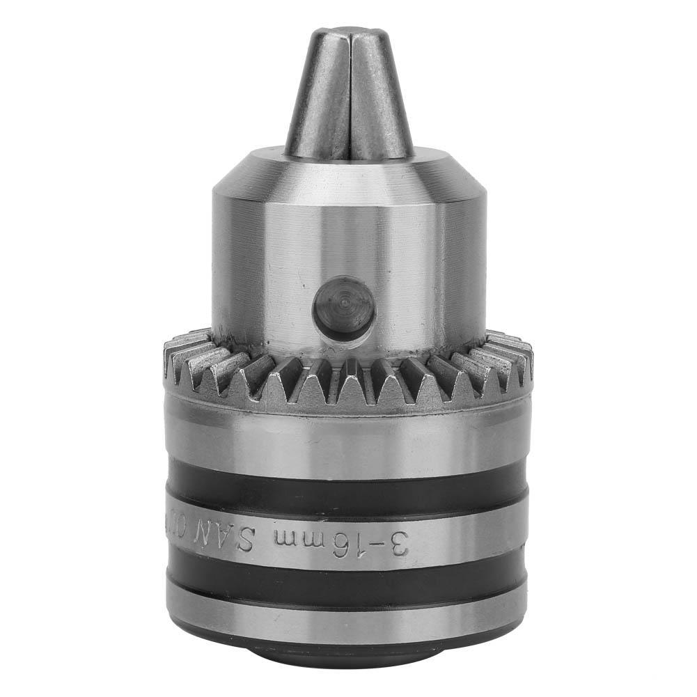 Drill Chuck 0.6-6mm B10 Drill Chuck Adapter Milling Tool Kit Key Drill Chuck