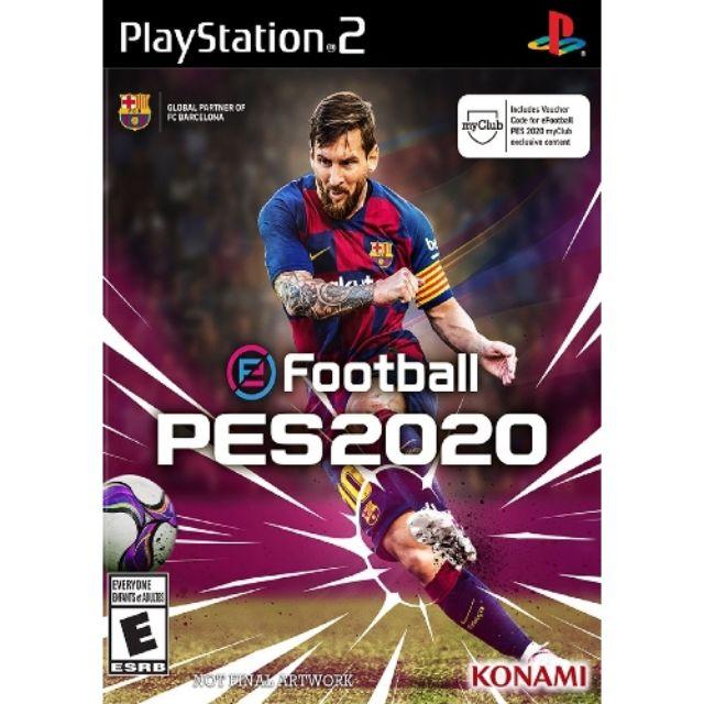 PES 2020 Pro Evolution Soccer PS2 / PES 2020 Pro Evolution Soccer PS3