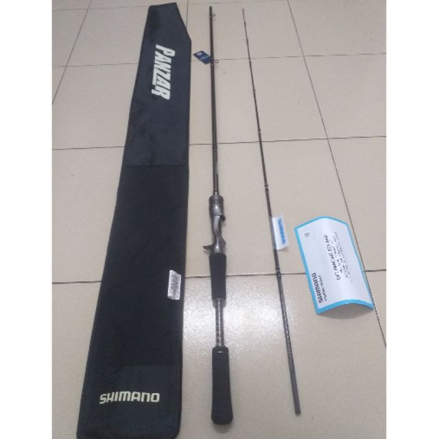 Shimano Panzar Fishing Rod