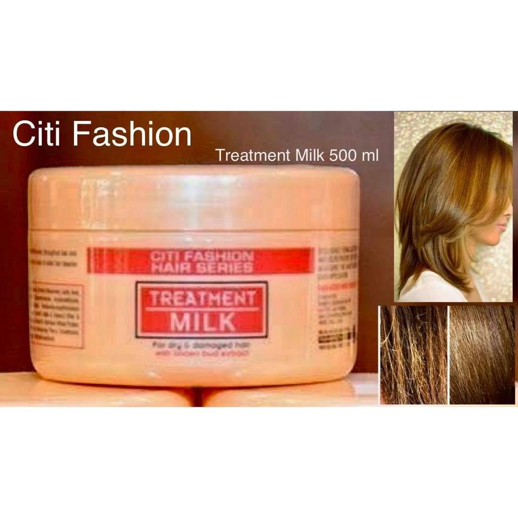 Citi Fashion Treatment Milk 500ml Halal