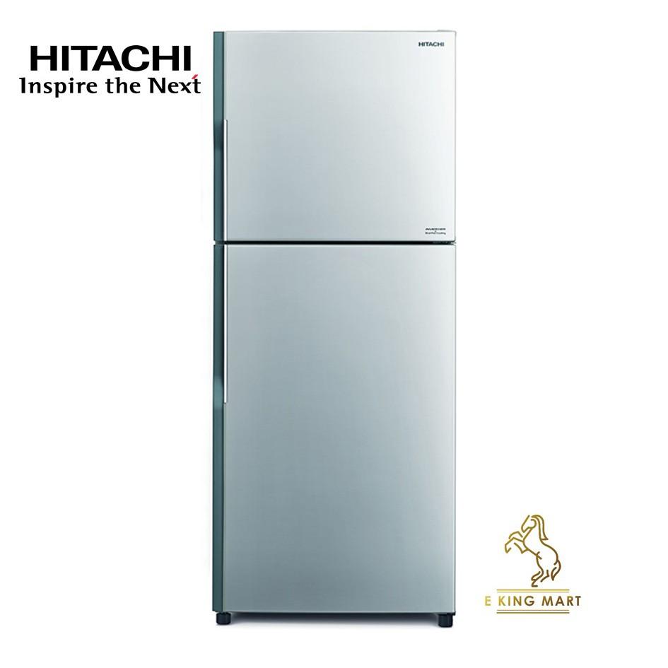 NEW] Hitachi Inverter 2 Door 230L Refrigerator R-H240P4M | Shopee ...