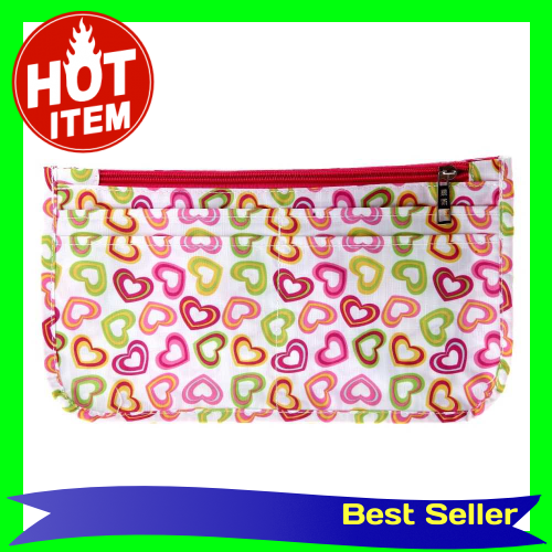 Big Makeup Bag Cosmetic Multifuction Case Storage Case Travelling Container Pouch Handbag 15 Compartment (5)