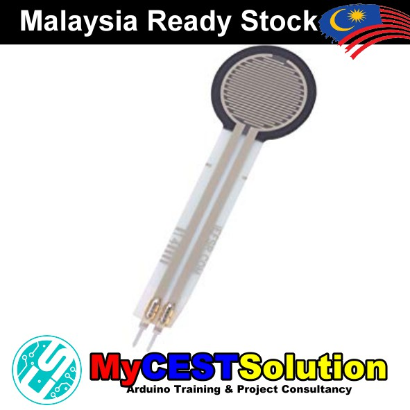 Force Sensitive Resistor 0 5 Inches
