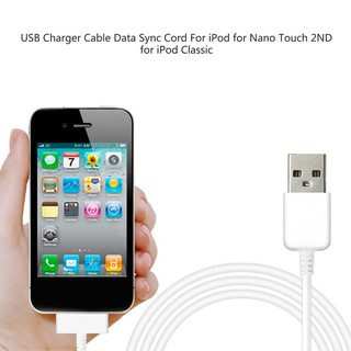 ReadyStock】USB Charger Sync Data Cable for iPad2 3 iPhone 4 4S 3G
