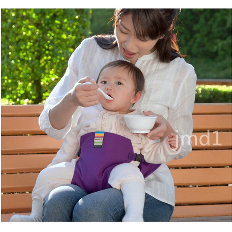 c7d697bc ₯Baby Dining Belt Portable Child Seat Baby BB Meal Chair / Safety Belt |  Shopee Malaysia