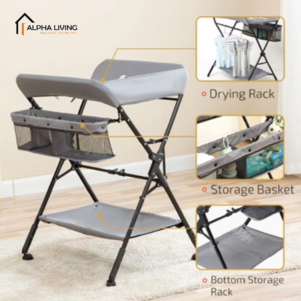 Baby Changing Diaper Massage Nursing Table (BAY0164)