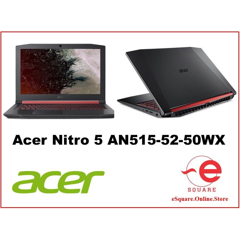 Acer Nitro 5 AN515-52-50WX 8th Gen i5
