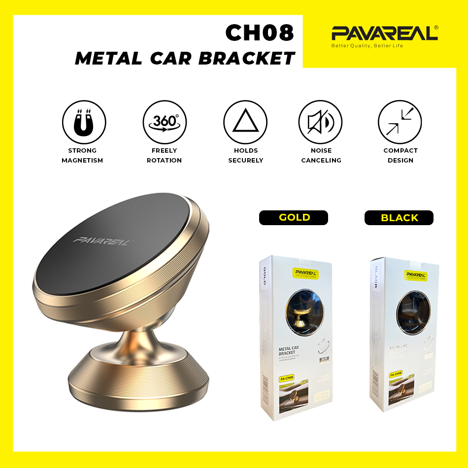 Pavareal PA-CH08 Magnetic Car Phone Holder