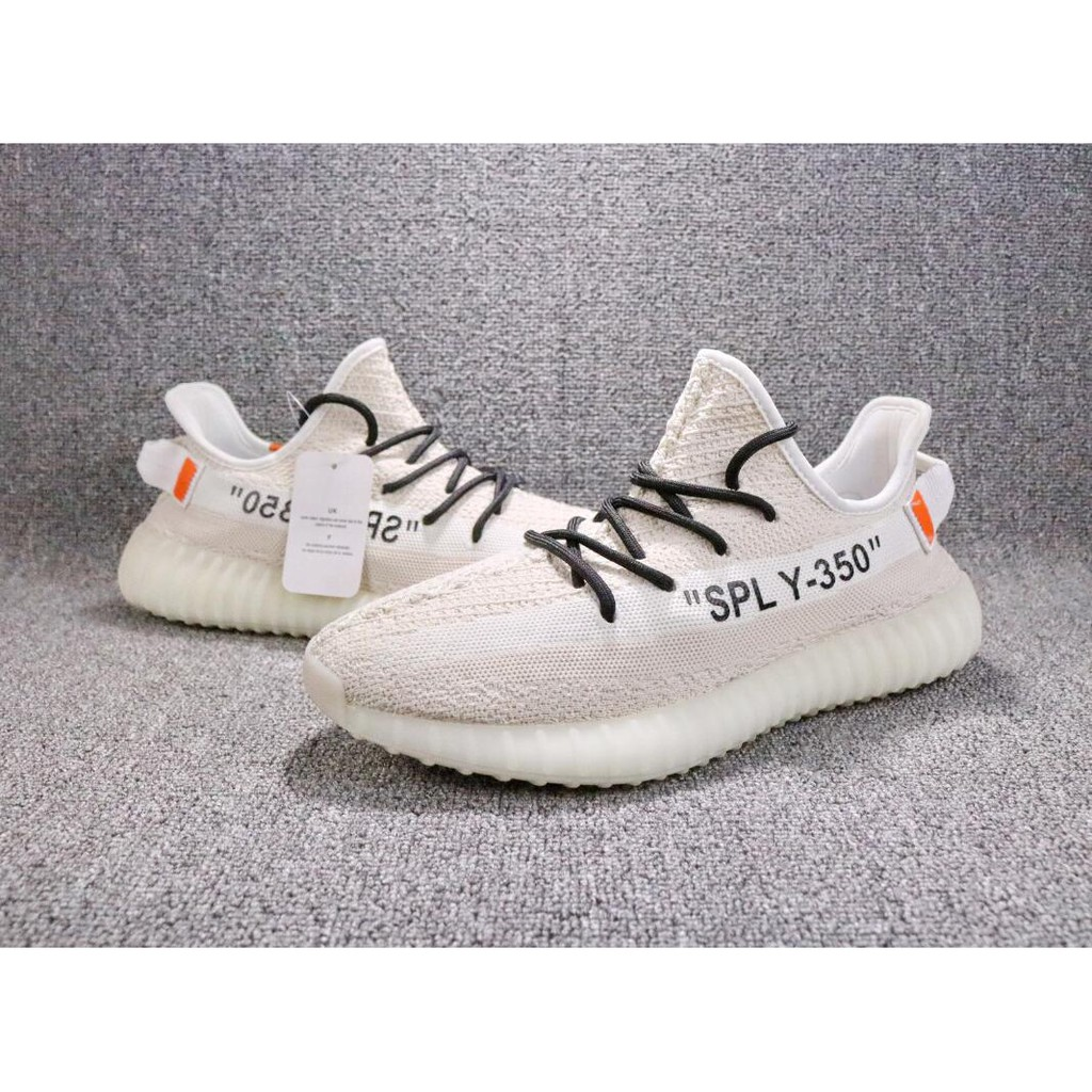 on sale 5d048 a5170 New Adidas yeezy boost sply-350 & off-white sneaker men/women shoes