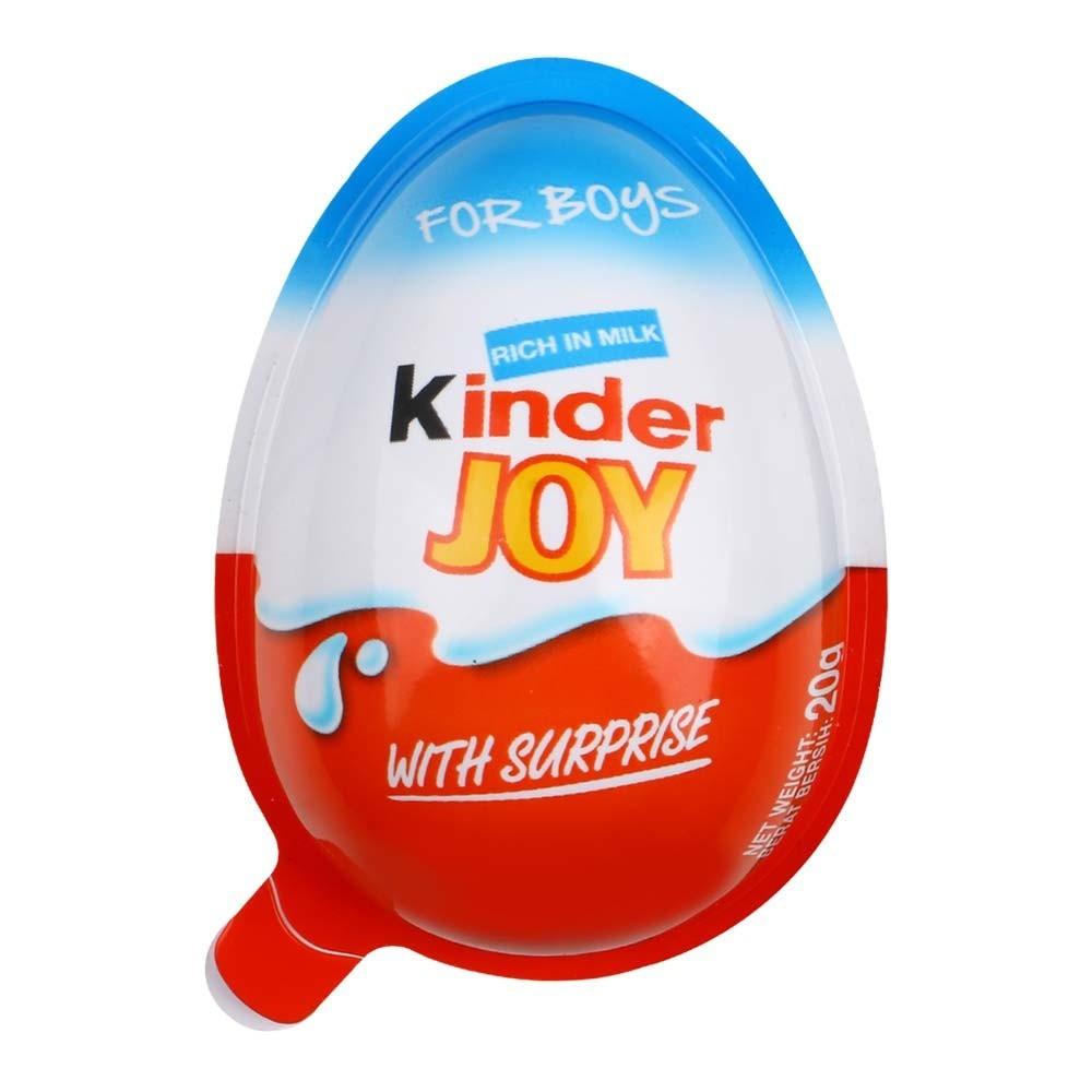 Kinder Joy For Boys (20g x 2)
