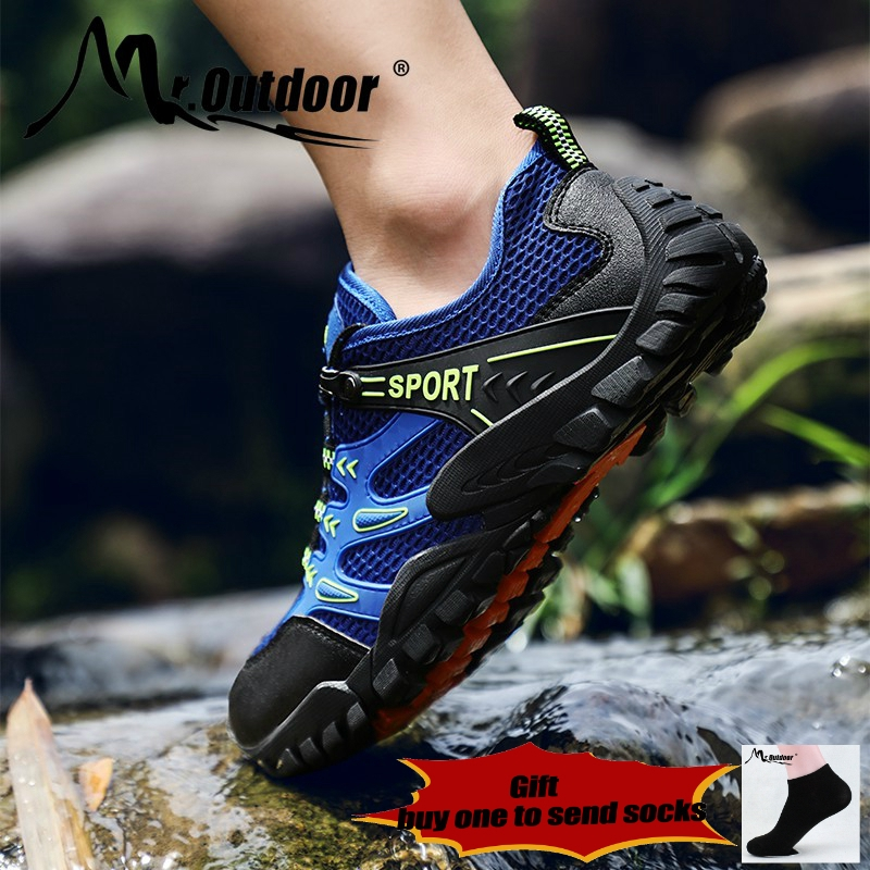 where to buy sale usa online shop best sellers Men Sport Outdoor Hiking Shoes Trekking Shoes Trail Water Sandals ...