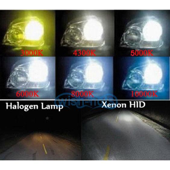 AC 2X D2R HID Xenon Headlight Bulb 10000K Blue For 06 2007 2008 Infiniti G35
