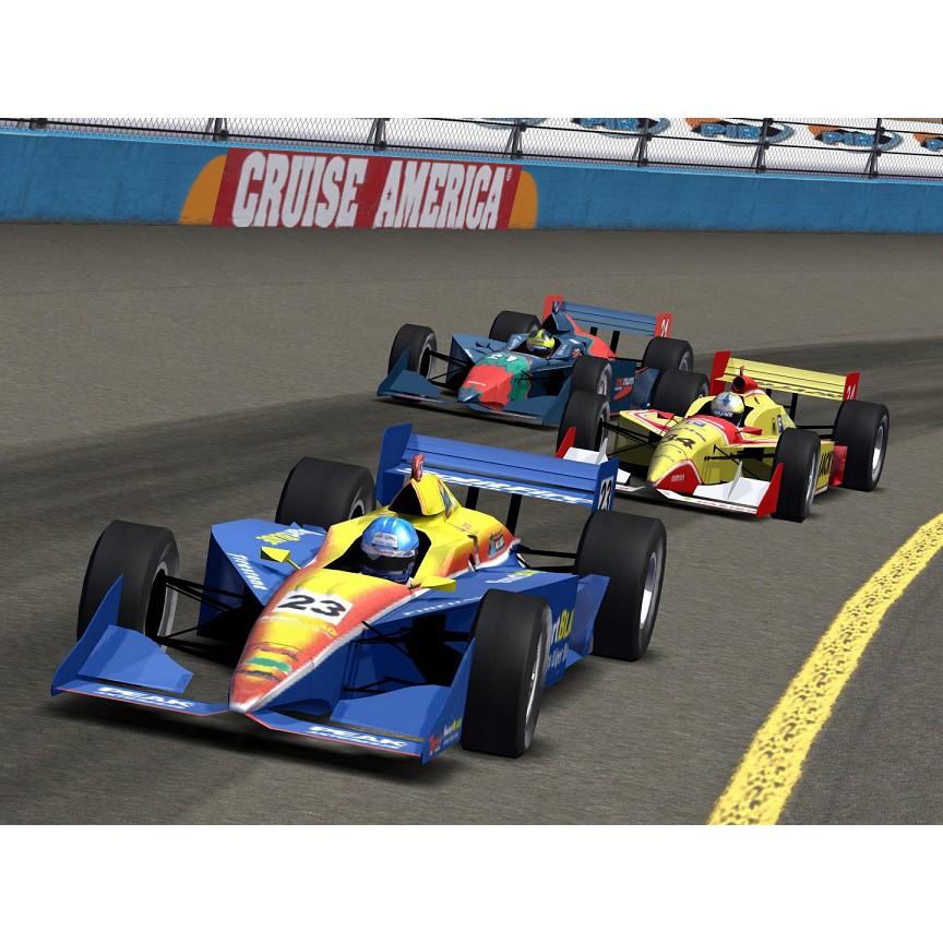 PS2 Game Indycar Series, Formula 1, F1 Racing Game, English version / PlayStation 2