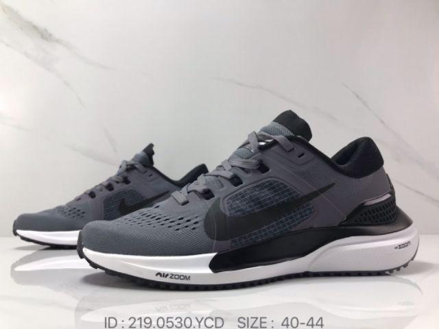 caja información mini  Nike Air Zoom Vomero 15 Running Shoes Men (GreyBlack) Premium - 40-44 EURO