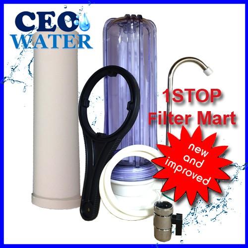 12.12 Sale! Halal CEO Water Filter Single Stage Dispenser Purifier