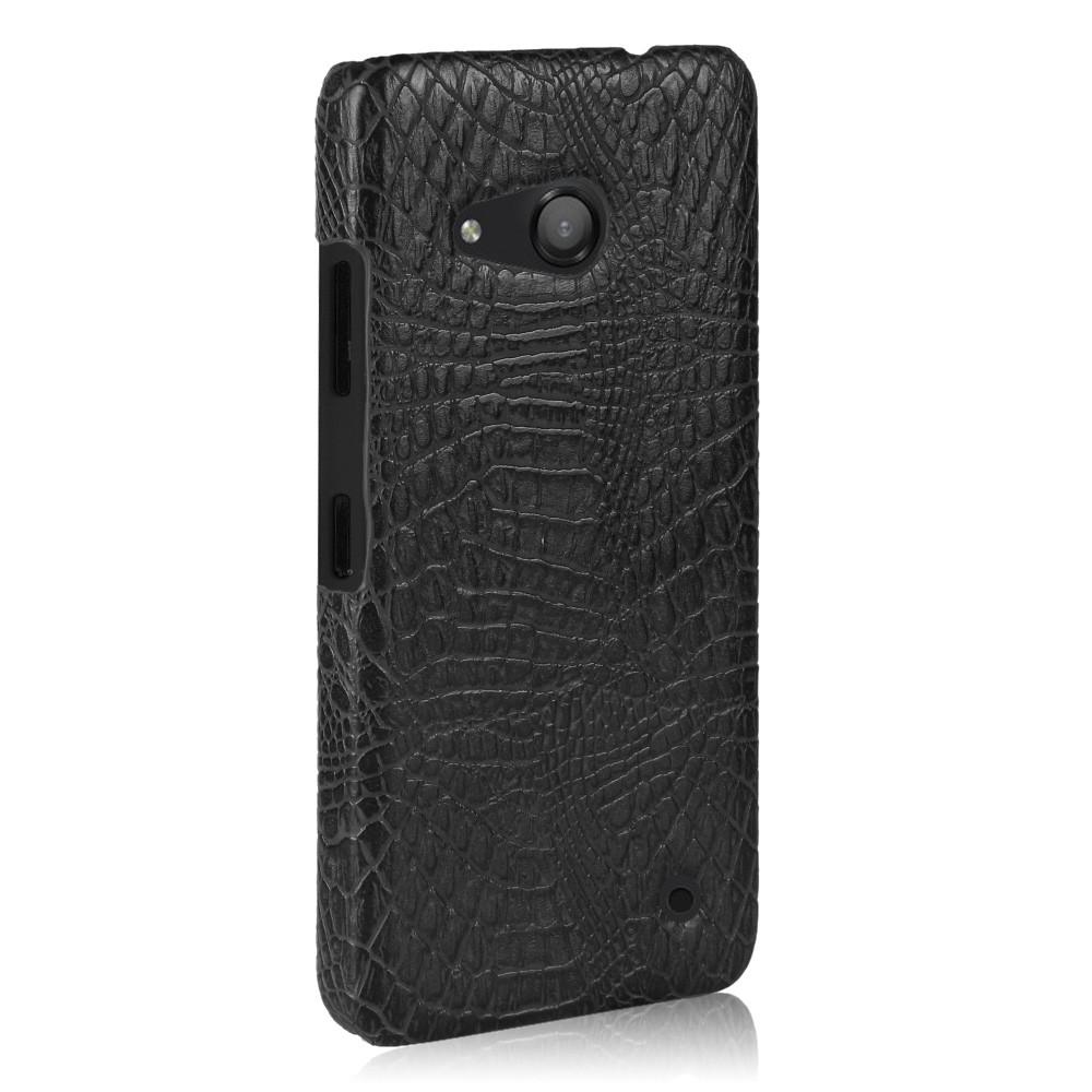 more photos e9c06 d090d Casing Nokia Lumia 550 Leather Case Microsoft Lumia 550 N550 Hard PC Cover  4.7
