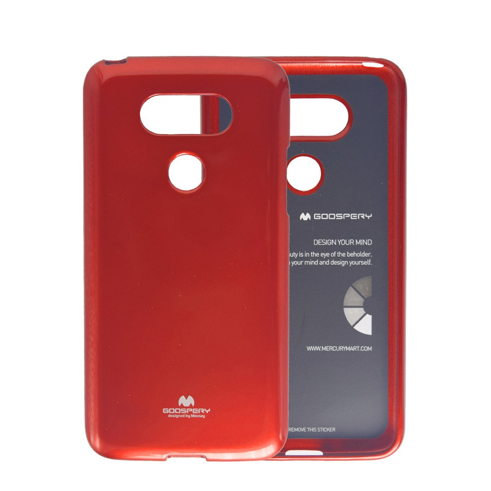Samsung J7 J72016 Mercury Goospery Pearl Glitter Jelly Silicone Iphone X Case Red Shopee Malaysia