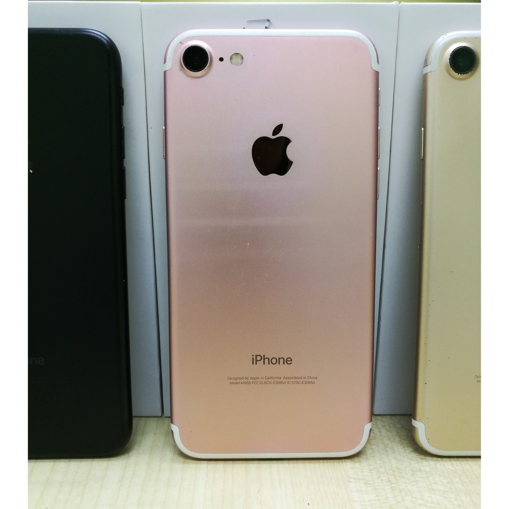 """🇲🇾 Original Apple iPhone 7 32GB 128GB Full Set Used Phone 90% New [1 Month Warranty] """"NEW ARRIVAL"""""""