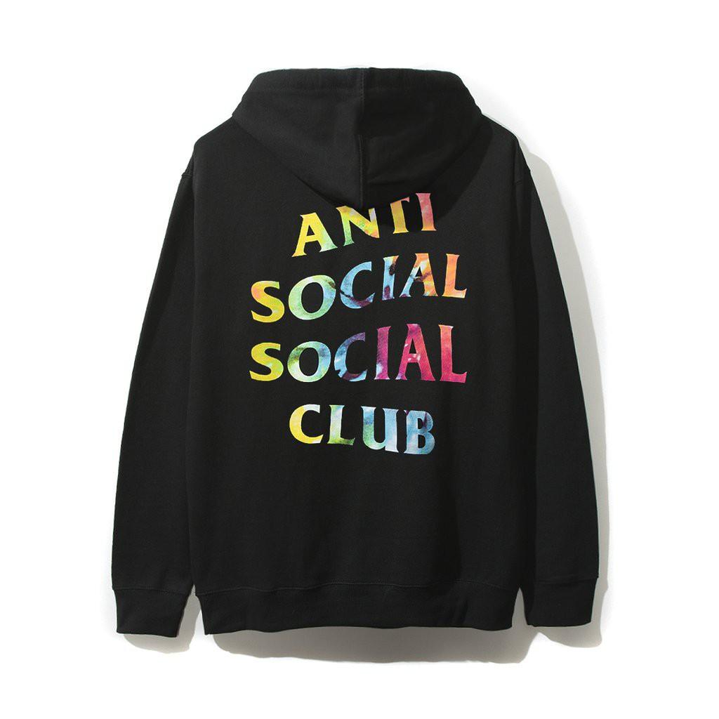 8aa6d69c8 Anti Social Social Club Hoodie ASSC THAI DYE hype Swag Stylish Couple Hoodie