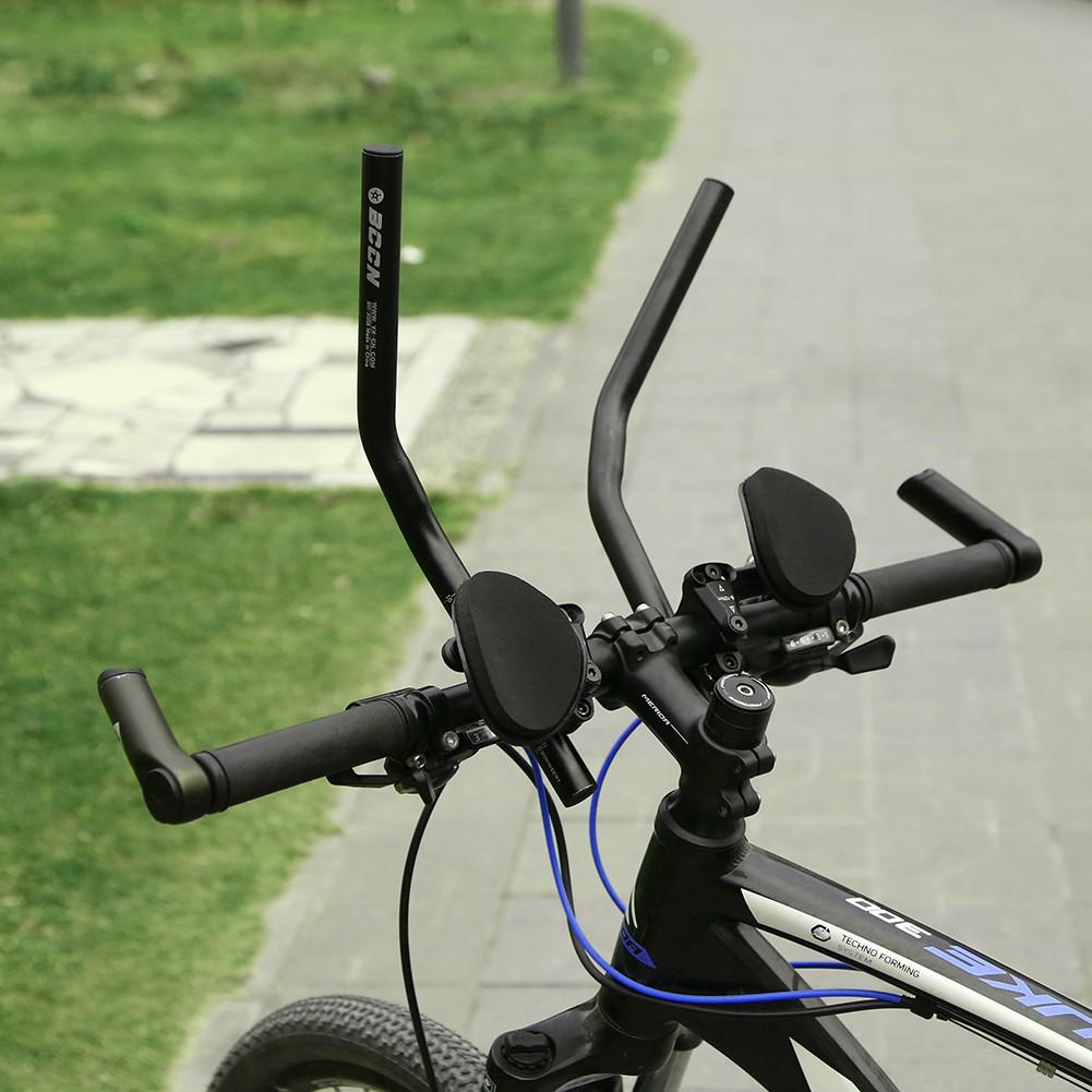 Carbon Road Bike Bicycle TT Time Trial//Triathlon Aero Bar rest Handlebar Aerobar