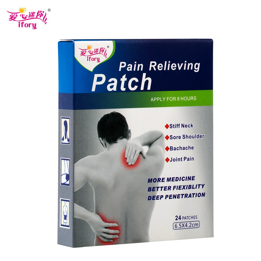 Patches 100% Quality Ifory 10 Bags Capsicum Plaster 10*18cm Hot Pain Relieving Patch Medical Non-woven Joint Arthritic Leg Pain Relieving Plaster Latest Fashion Beauty & Health