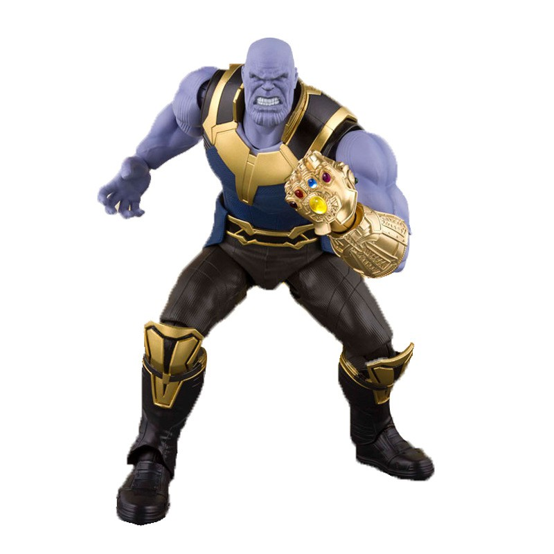 SHF Marvel Enemies Alliance 3 Unlimited War Than OS Movable Hand - held Model
