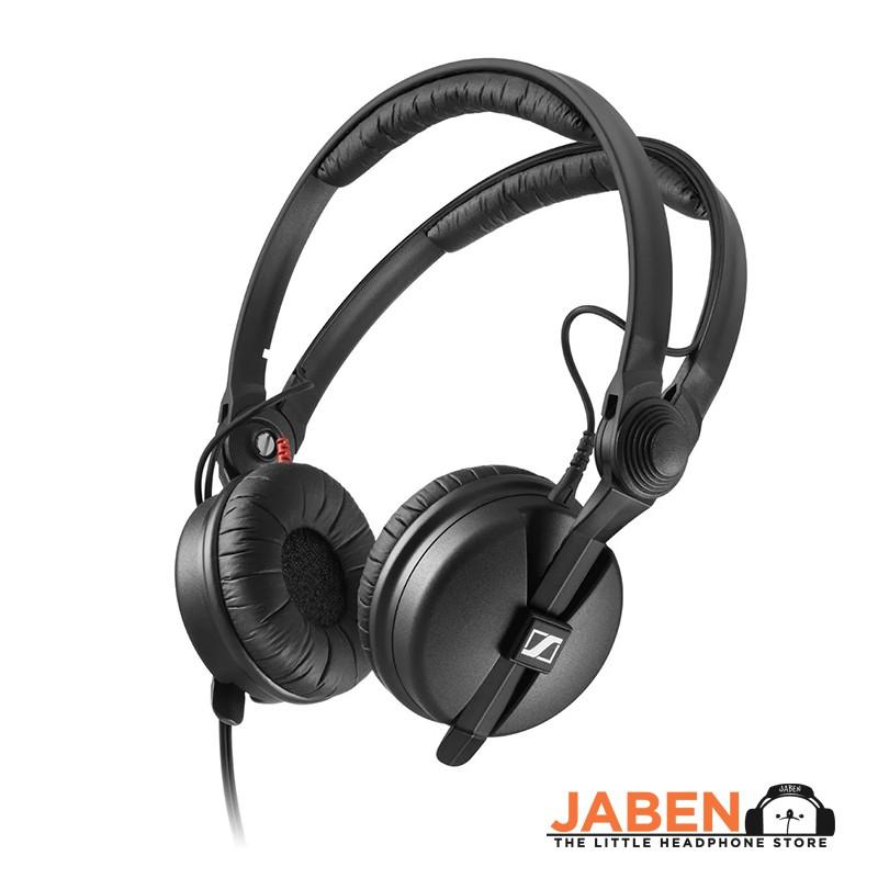 Sennheiser HD 25 Plus Professional Studio Monitoring DJ Detachable Cable Closed Back On-Ear Headphones [Jaben]