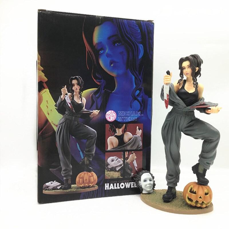 Halloween Horror Bishoujo Statue Michael Myers 1//7 Scale PVC Figure New No Box