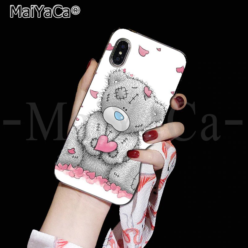 tatty teddy iphone 7 case