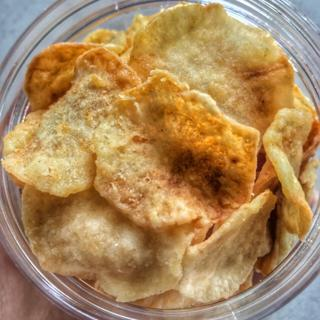5 In 1 Snek Pantang Sedap Bawang Putih Crispy Serunding Halia Peria Goreng Lobak Putih Goreng Petola Goreng Shopee Malaysia