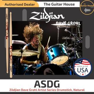 Zildjian ASDG Dave Grohl Artist Series Drumsticks